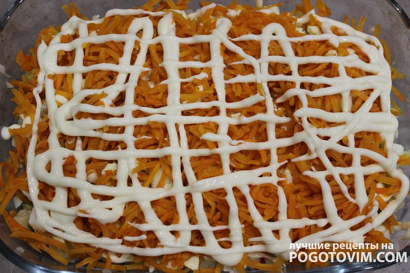 Селедка под шубой салат «Шуба» классический рецепт