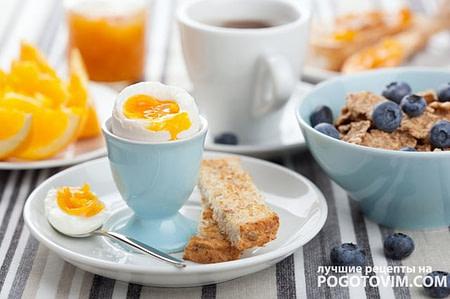 Важность завтрака и основные ошибки рецепты