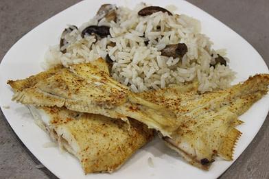 Запеченная в духовке рыба камбала рецепт