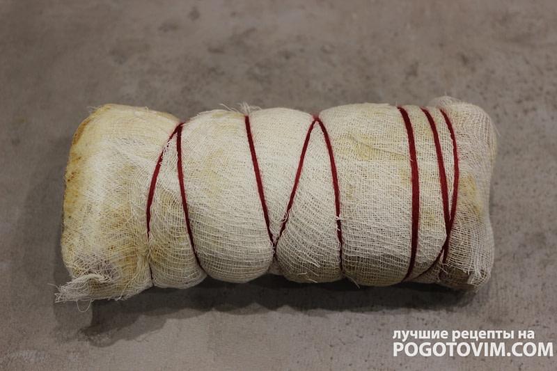 Домашняя вяленая полендвица из свинины рецепт