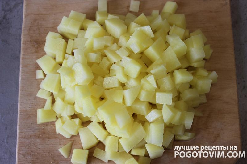 Щи из свежей капусты с говядиной Рецепт