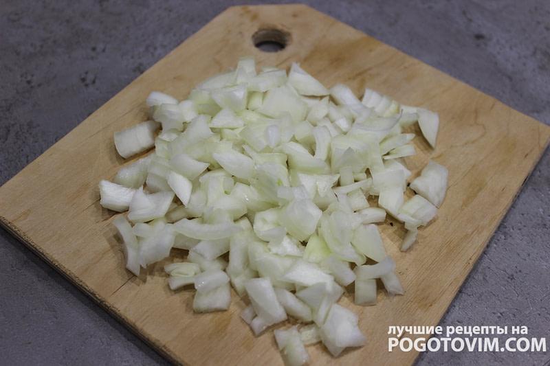 блинница с курицей и шампиньонами рецепт