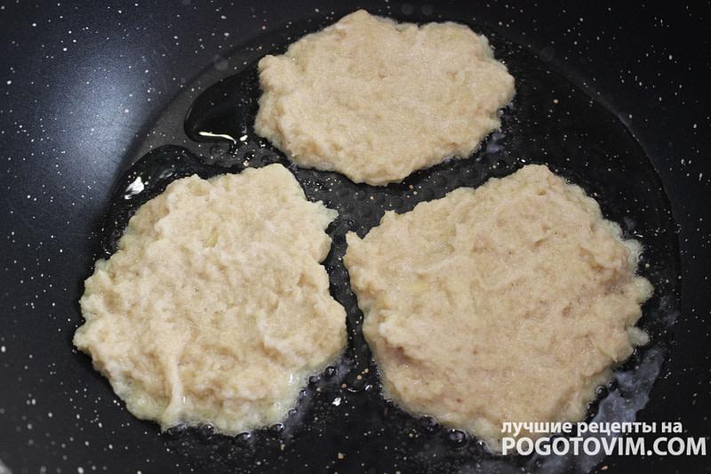 Драники картофельные с мясом или колдуны с мясом рецепт
