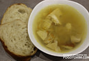 Суп с боровиками, курицей, вермишелью и картофелем Рецепт