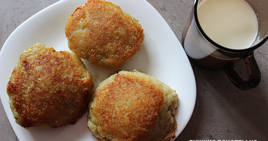 Драники картофельные с мясом или колдуны с мясом